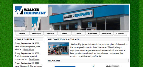 Walker Equipment
